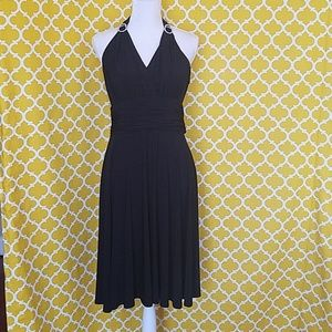 "BEAUTIFUL EVAN PICONE BLACK ""MARILYN MONROE"" DRESS"